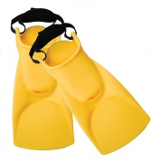 Toddler Fins Yellow