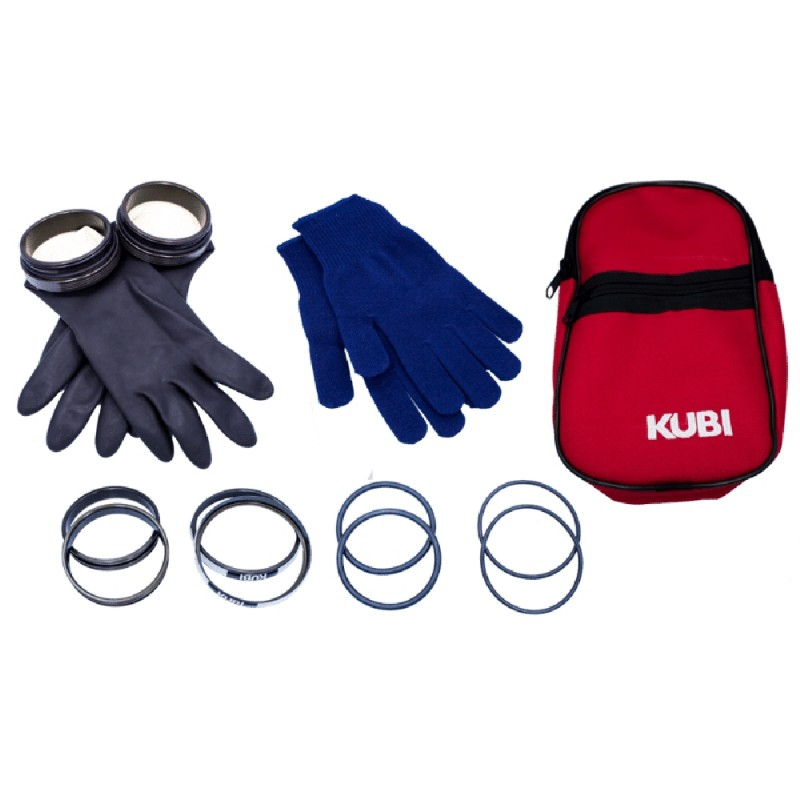 KUBI Dry Glove System c/w 80mm Ring