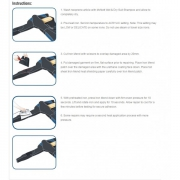 Iron Mend™ Fabric Repair Kit for Wet Suits & Waders - obrázek 2