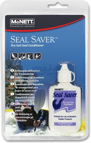 Seal Saver™ Wet Suit & Dry Suit Seal Conditioner
