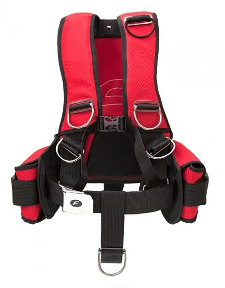 FLY HARNESS COMFORT RESCUE