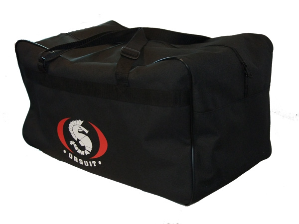 Bag for dry suit, black