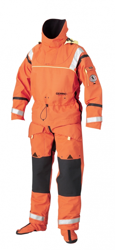Gemino Operative orange Gore-Tex