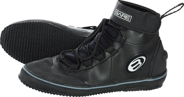 Bare Trek Boots (drysuit lace-up boot)