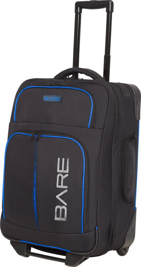 Carry-On Wheeled Luggage