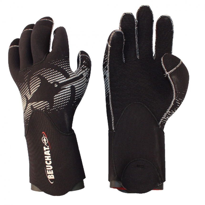 SEMI-DRY PREMIUM GLOVES 4,5mm