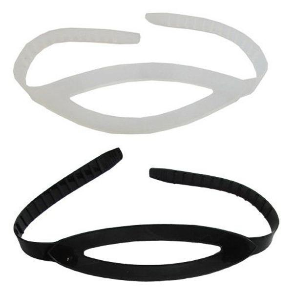 MASK STRAP VIEWMAX BLACK