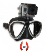 Hollis M3 GoPro Mount