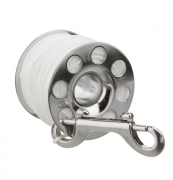 Finger-Reel 150/50m stainless, steel