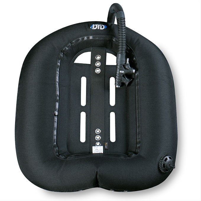 Wing for rebreather STREAM RING 20 CCR