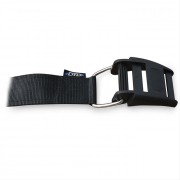 Bottle strap with plastic buckle - obrázek 2